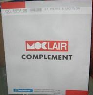 MOC - JEU SAINT-PIERRE Et MIQUELON MOCLAIR 2008 (Avec Pochettes) - Pré-Imprimés