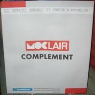 MOC - JEU SAINT-PIERRE Et MIQUELON MOCLAIR 2007 (Avec Pochettes) - Pré-Imprimés