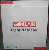 MOC - JEU SAINT-PIERRE Et MIQUELON MOCLAIR 2006 (Avec Pochettes) - Pré-Imprimés
