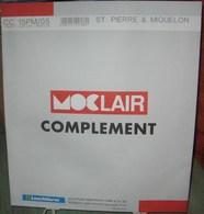 MOC - JEU SAINT-PIERRE Et MIQUELON MOCLAIR 2005 (Avec Pochettes) - Pré-Imprimés