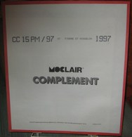 MOC - JEU SAINT-PIERRE Et MIQUELON MOCLAIR 1997 (Avec Pochettes) - Pré-Imprimés