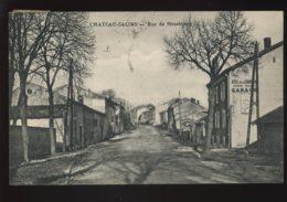57 - CHATEAU-SALINS - RUE DE STRASBOURG - Chateau Salins