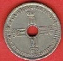 NORWAY # 1 KRONER FROM 1946 - Norvège