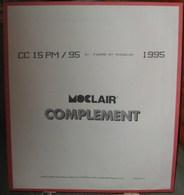 MOC - JEU SAINT-PIERRE Et MIQUELON MOCLAIR 1995 (Avec Pochettes) - Pré-Imprimés