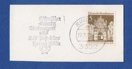 MWSt - Einbeck, Historischer Einbecker Biertransport - Poststempel - Freistempel