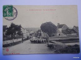 Environs De Montbard-Une Rue De TOUILLON - Otros Municipios