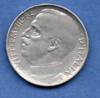 Italie  - 50 Centesimi 1925 R  -- Km # 61.2  -  état  TTB - 1900-1946 : Victor Emmanuel III & Umberto II