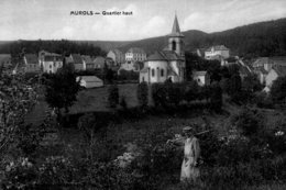 B55659 Murols - Quartier Haut - Autres Communes