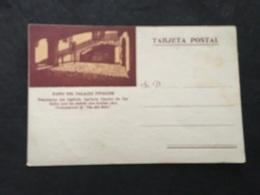 Salón Filatelia Barcelona 1946 - Bolsas Y Salón Para Coleccionistas