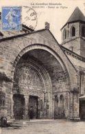 B55678 Beaulieu, Portail De L'église - Francia