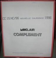 MOC - JEU NOUVELLE-CALEDONIE MOCLAIR 1996 (Avec Pochettes) - Pré-Imprimés
