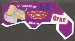 Le Gaulois – Département – 61 – Orne - Publicitaires