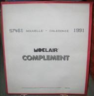MOC - JEU NOUVELLE-CALEDONIE MOCLAIR 1991 (Avec Pochettes) - Pré-Imprimés