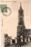 SAINT JEAN DE BREVELAY -29- L'EGLISE - Altri Comuni