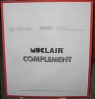 MOC - JEU T.A.A.F. MOCLAIR 2004 (Avec Pochettes) - Pré-Imprimés