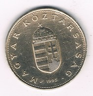 100 FORINT 1995 HONGARIJE /0751/ - Hongrie