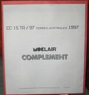 MOC - JEU T.A.A.F. MOCLAIR 1997 (Avec Pochettes) - Pré-Imprimés