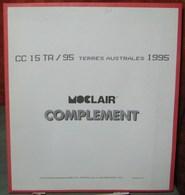 MOC - JEU T.A.A.F. MOCLAIR 1995 (Avec Pochettes) - Pré-Imprimés