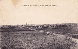 CHEPTAINVILLE - VILLE VUE DES SAPINS - France