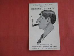 Dominguez Cafe  Juarez   Mexico  Ref 3142 - Mexico