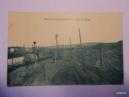 BLAINVILLE LA GRANDE-Gare De Triage - Altri Comuni