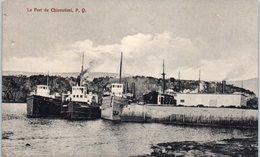 AMERIQUE - CANADA -- Le Port De Chicoutimi - Chicoutimi