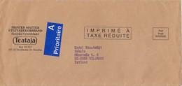 GOOD SWEDEN Postal Cover To ESTONIA 1993 - Postage Paid - Sweden
