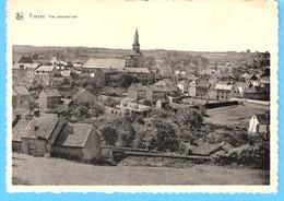 Fosses-la-Ville-Pr. De Namur+/-1940-Vue Panoramique Sur La Ville Et La Collégiale Saint-Feuillien-Pas Courante - Fosses-la-Ville