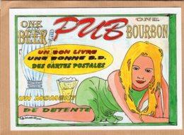 B55695 CPM -  Montmorillon - Salon De L'image Et De L'écrit, Création C.D Desgranges - Unclassified