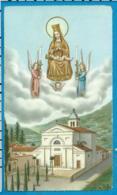 Holycard   Madonna Delle Grazie   Arco - Trento - Devotion Images