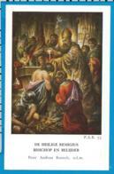 Holycard   St. Remigius   Scheyvaerts   Borgerhout - Devotion Images