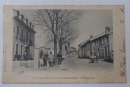 39 Longchaumois - La Grande Rue - France