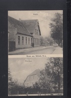 Dt. Reich AK Gruss Aus Göllnitz N.L. (2) - Deutschland