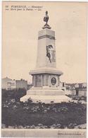 62 - WIMEREUX - Monument Aux Morts Pour La Patrie - LL - 1923 - Monuments Aux Morts