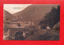 38 - Valbonnais : Le Pont Des Prêtres - Other Municipalities