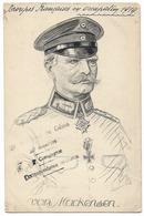Generaloberst Von Mackensen - Personen