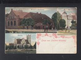 Dt. Reich AK Leuthen Wintdorf 1909 - Deutschland