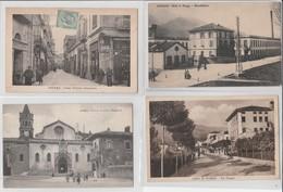 Lotto 4 Cartoline Italia - Cartoline