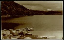 Ref 1263 - Judges Real Photo Postcard - Llyn Cynwch - Merionethshire Wales - Merionethshire