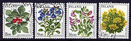 ISLAND Mi. Nr. 628-631 O (A-1-50) - 1944-... Republik