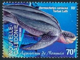 NOUV.-CALEDONIE 2002 - Yv. Issu Du BF 27 NEUF   Faciale= 1,68 EUR - Aquarium De Nouméa: Tortues Marines  ..Réf.NCE24316 - Blocs-feuillets