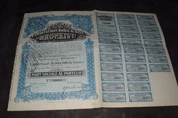 Les Exploitations Brock Au Kivu Brockivu Congo Belge 1932 Complet - Afrique