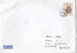 GOOD CHINA Postal Cover To ESTONIA 2007 With Original Stamp - 1949 - ... People's Republic