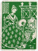 Illustration Brodée  (111443) - Vieux Papiers