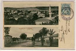 Samsoun-Chaussée Vers Le Tchifflik-Baronian,poste Autrichienne - Turquie