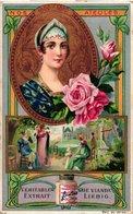 0787 - Liebig 6 Cards  C1904 - Our Grandmothers-Nos Aïeules- - Liebig