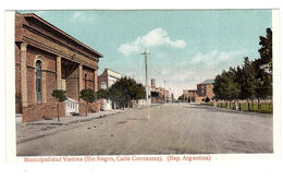 Municipalidad Viedma (Rio Negro, Calle Corrientes) - Argentine