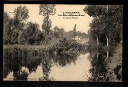51 - LA NEUVILLE AU PONT - Le Grand Moulin - Otros Municipios