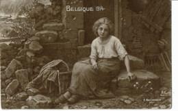 Belgique 1914  338   Bellanger - Guerra 1914-18