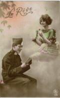 Militair Soldiers Soldat   Couples  / Koppels   La Reve - Couples
